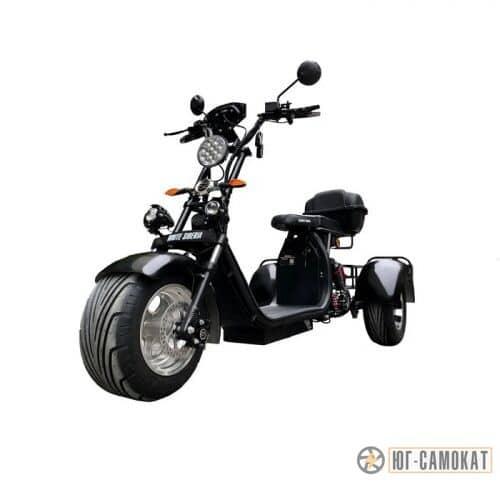 Электроскутер Citycoco WS-PRO Trike Plus 3000W