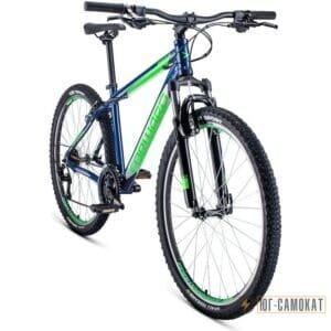Велосипед FORWARD SPORTING 27.5 1.2 (2021)